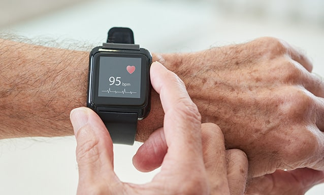 Senior Citizen Safety | wearable solutions